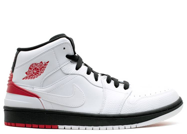Air Jordan 1 Retro 86 'White Gym Red'