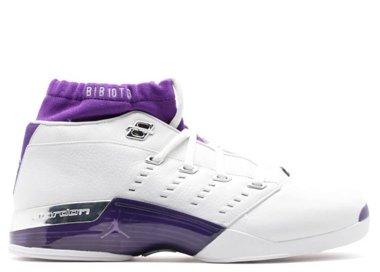 Air Jordan 17 Low 'Mike Bibby' PE