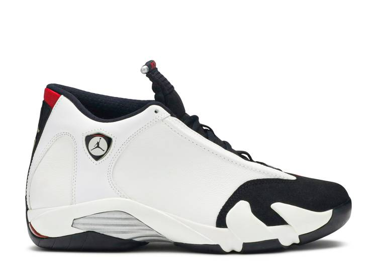 Air Jordan 14 Retro 'Black Toe' 2014