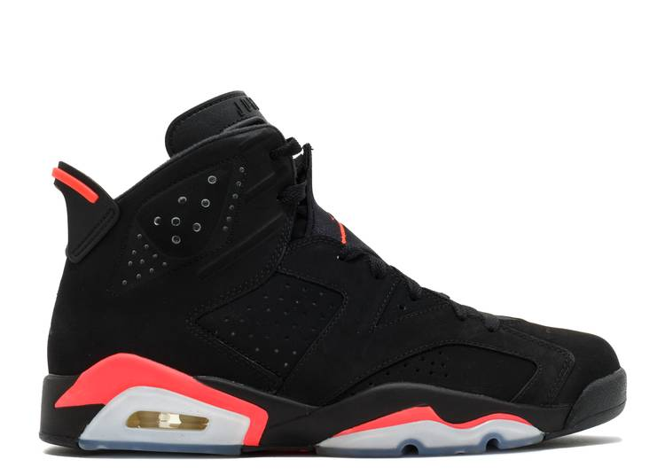 Air Jordan 6 Retro 'Infrared' 2014