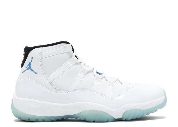 Air Jordan 11 Retro 'Legend Blue' 2014