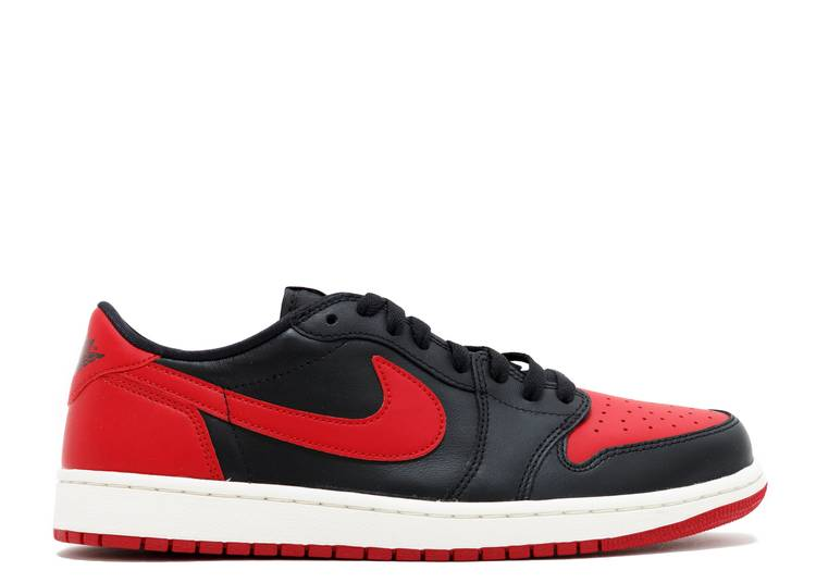 Air Jordan 1 Retro Low OG 'Bred'