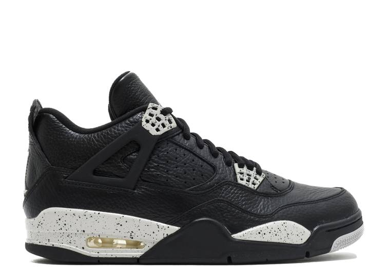 "air jordan 4 retro ls ""oreo"""