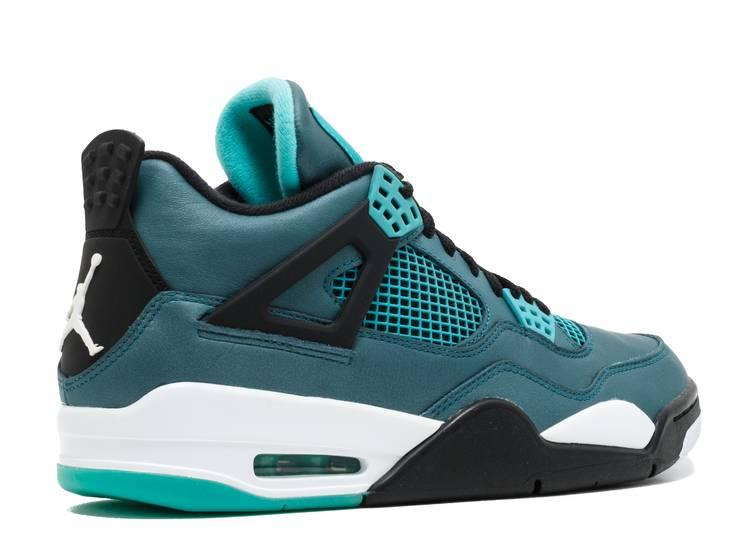 Air Jordan 4 Retro 30th 'Teal'