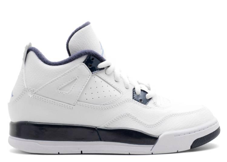 Air Jordan 4 Retro LS PS 'Legend Blue'