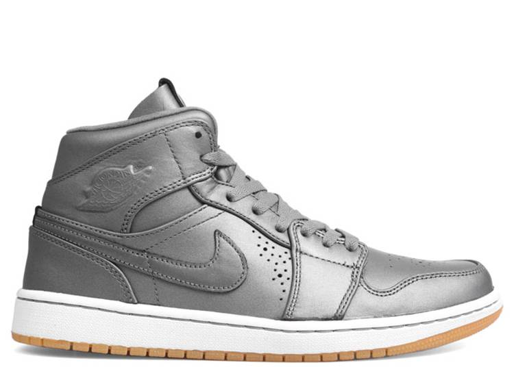 Air Jordan 1 Mid Nouveau 'Cool Grey'