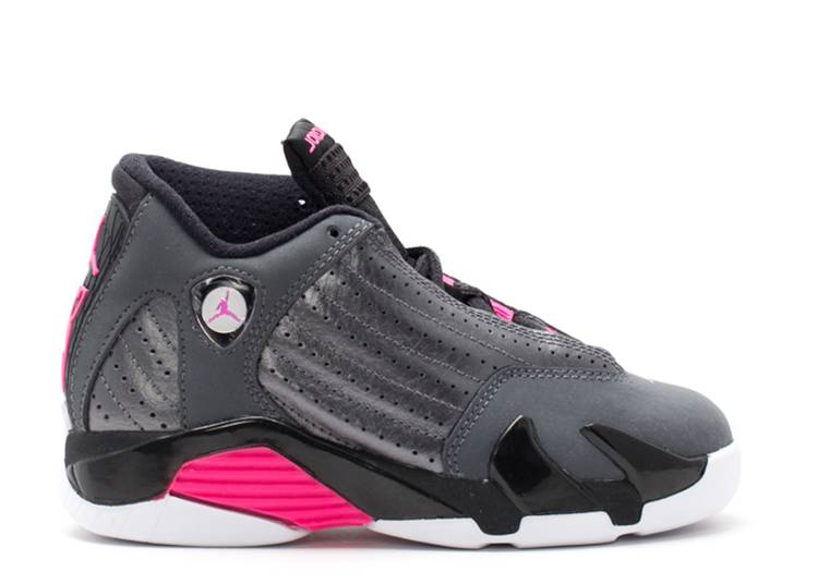 Air Jordan 14 Retro GP 'Hyper Pink'