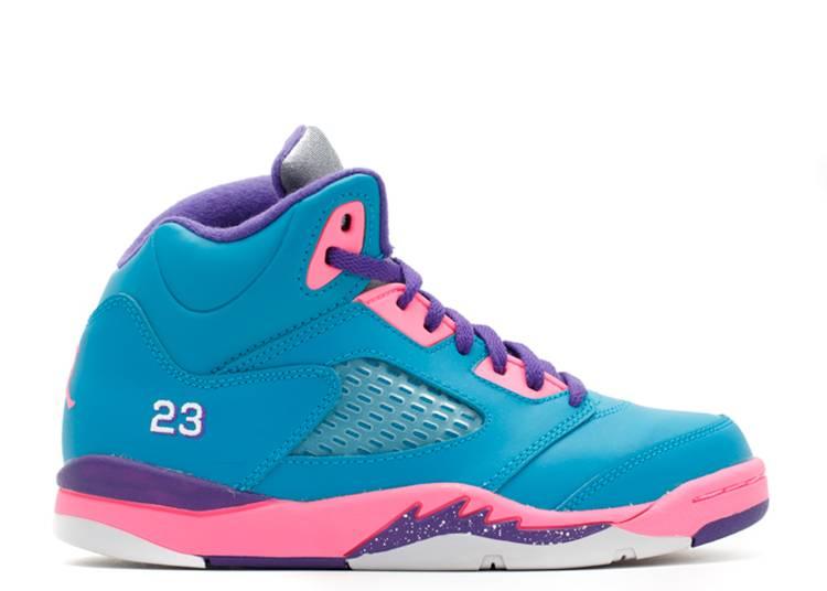 Air Jordan 5 Retro PS 'Teal'