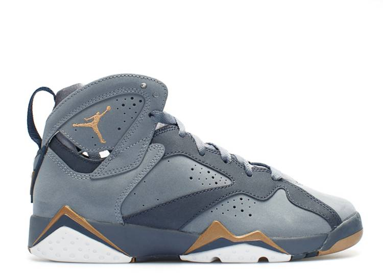 Air Jordan 7 GG 'Blue Dusk'