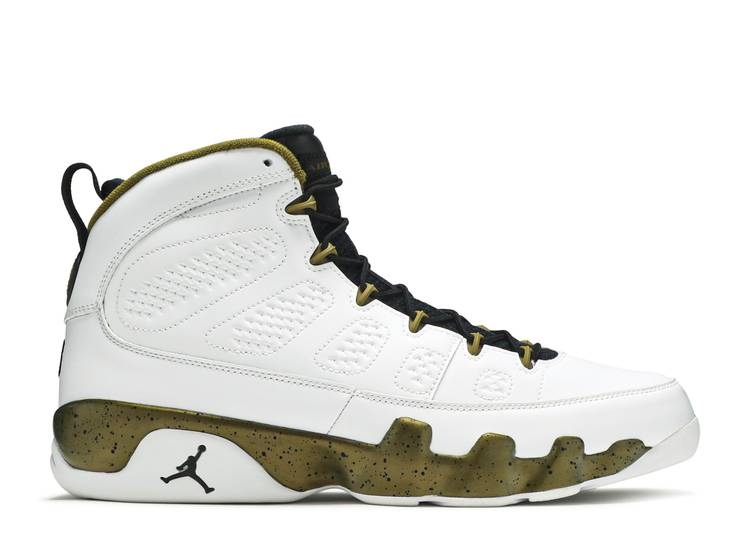 Air Jordan 9 Retro 'Statue'