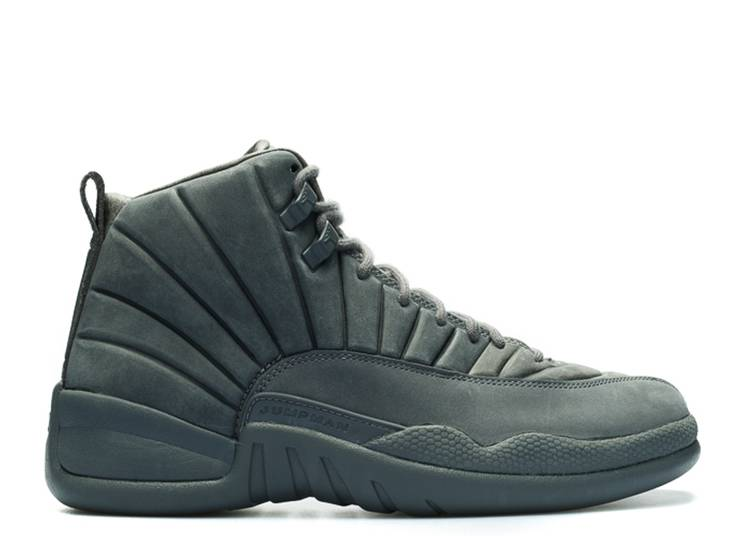PSNY x Air Jordan 12 Retro 'Dark Grey'