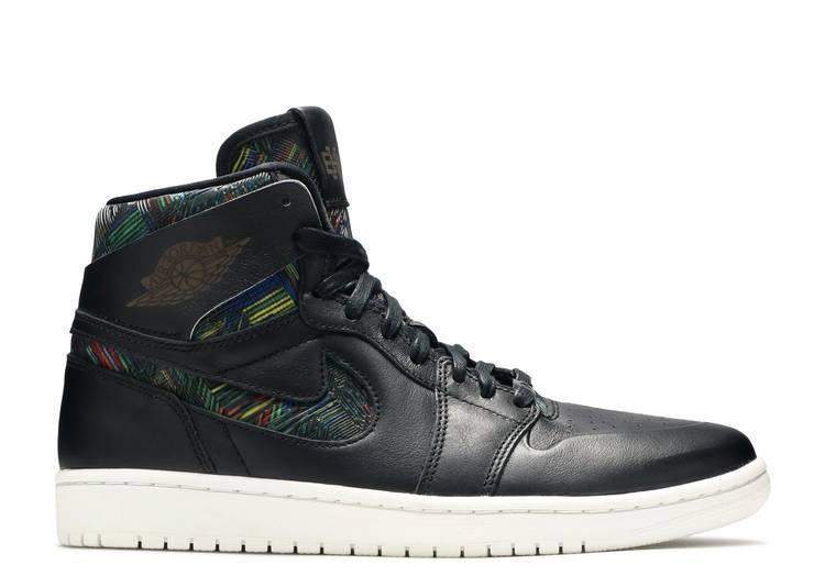 "Air Jordan 1 Retro High Nouveau 'BHM' ""BHM"""
