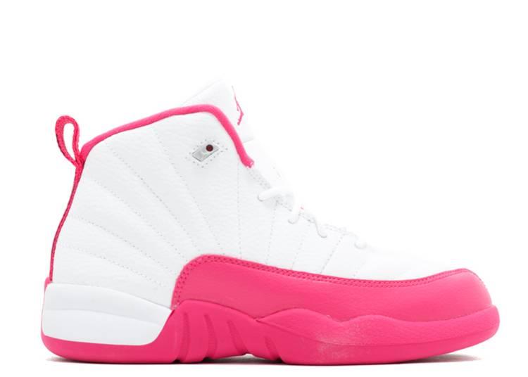 """Air Jordan 12 Retro GP 'Vivid Pink' """"Vivid Pink"""""""