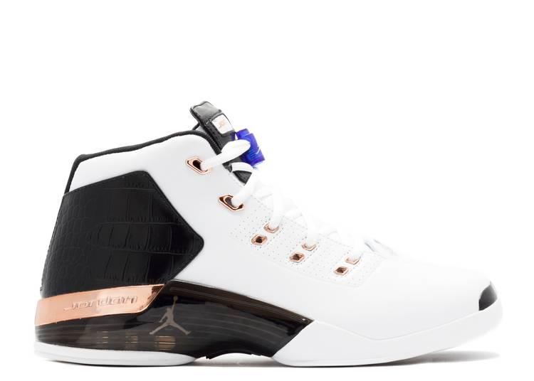 "Air Jordan 17+ Retro 2016 ""copper"""