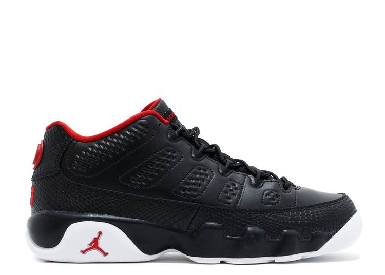 Air Jordan 9 Retro Low BG 'Snakeskin'