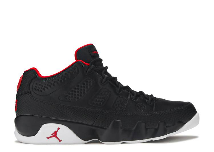 Air Jordan 9 Retro Low 'Snakeskin'