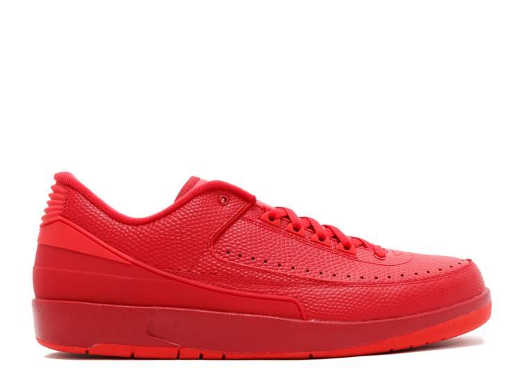 Air Jordan 2 Retro Low 'Gym Red'