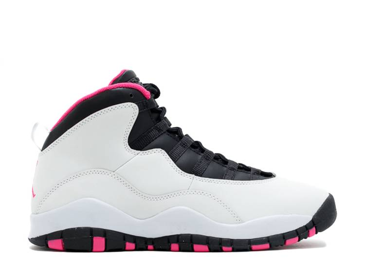 Air Jordan 10 Retro GG 'Vivid Pink'