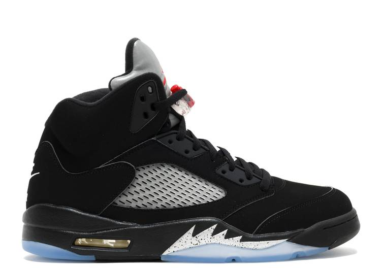"air jordan 5 retro og ""Metallic SIlver"""