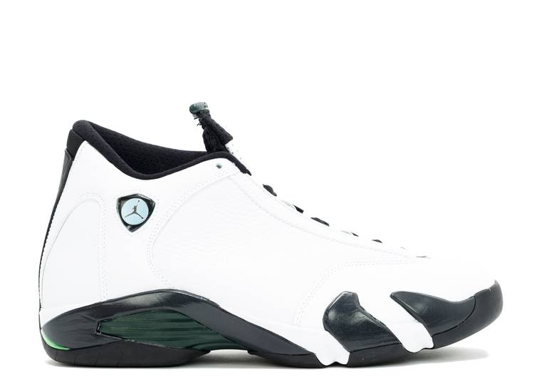 Air Jordan 14 Retro 'Oxidized Green' 2016