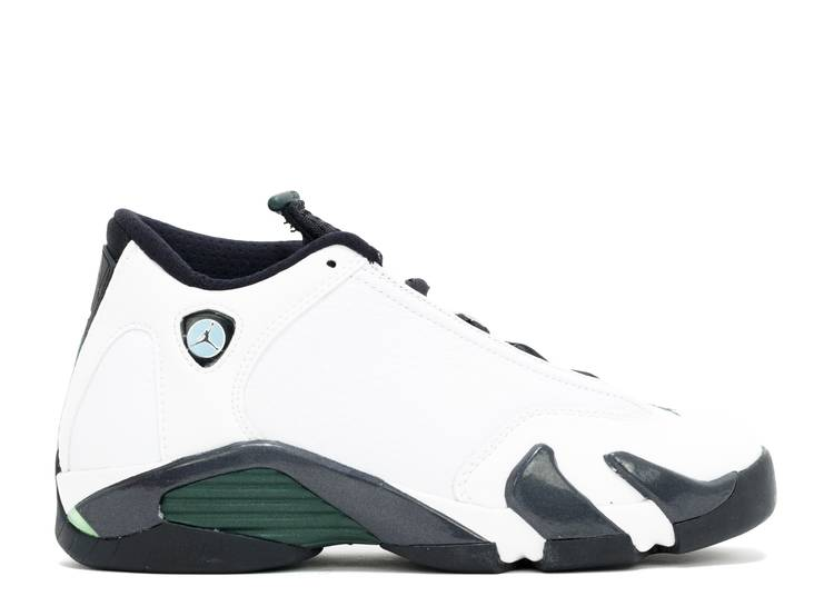 Air Jordan 14 Retro BG 'Oxidized Green' 2016