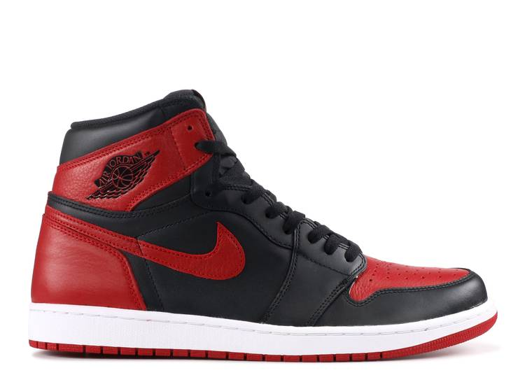 "air jordan 1 retro high og ""banned 2016 release"""
