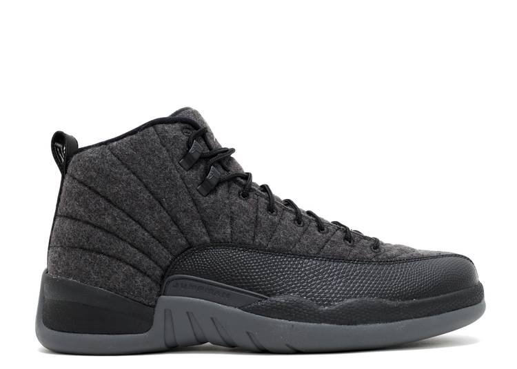 Air Jordan 12 Retro 'Wool'