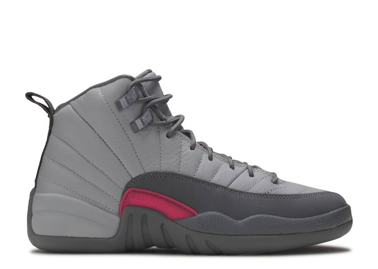 "air jordan 12 retro gg (gs) ""Vivid Pink"""