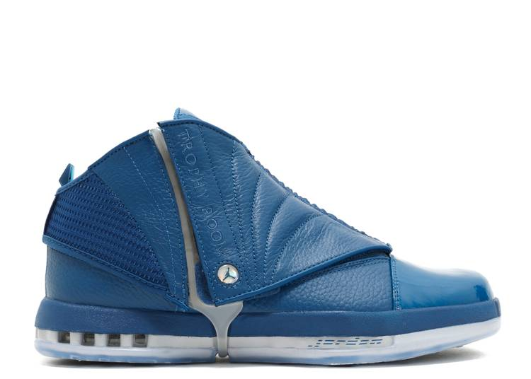 Trophy Room x Air Jordan 16 Retro 'French Blue'