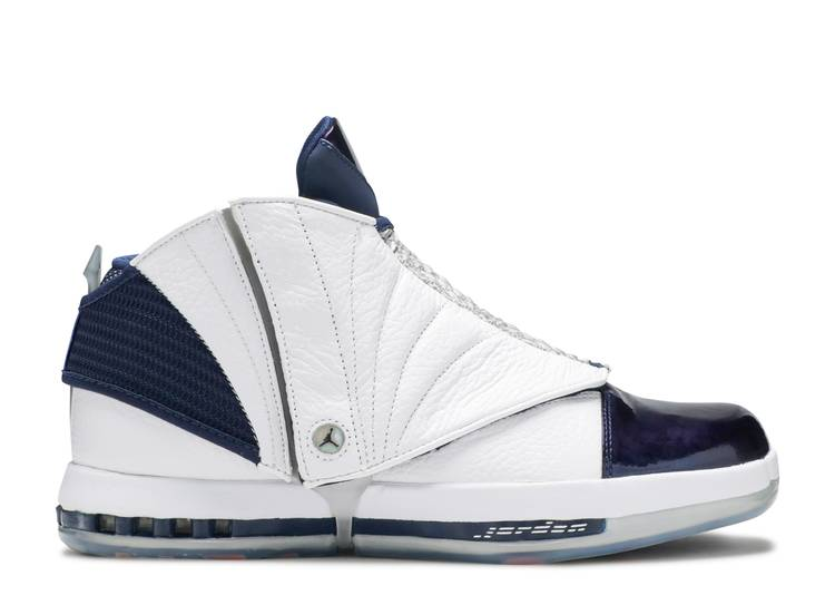 Air Jordan 16 Retro 'Midnight Navy' 2016