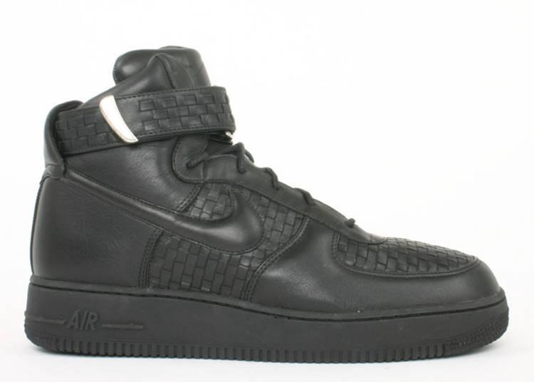 Air Force 1 High Lux 'Triple Black'