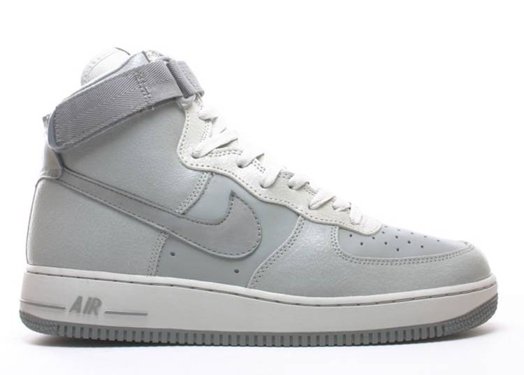 Air Force 1 High 'Grey One'