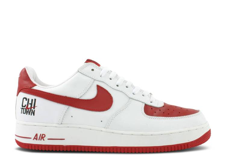 """air force 1 """"chi town"""""""