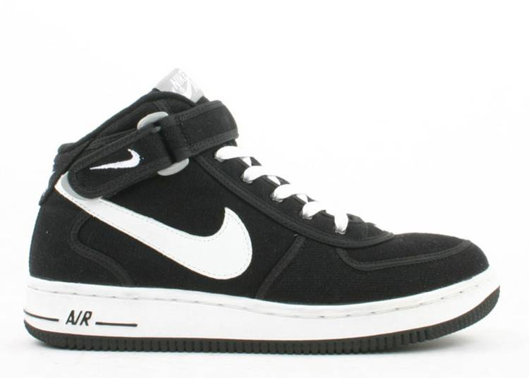 air force 1 mid canvas (gs)