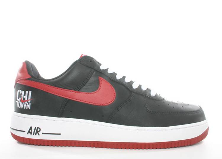 "air force 1 ""chi town"""