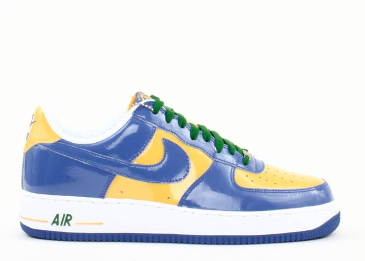 Air Force 1 Premium 'Brazil World Cup'