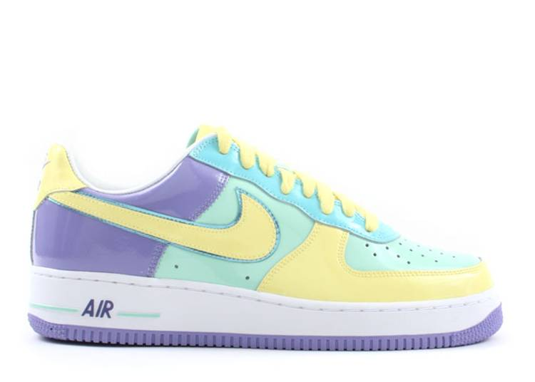 "air force 1 premium ""Easter Egg"""