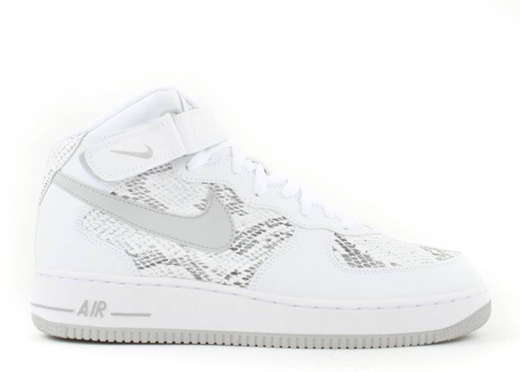 Air Force 1 Mid Premium 'Cocoa Snake'