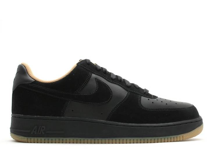 Air Force 1 'Black Gold'
