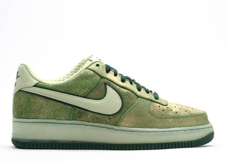 "wmns air force 1 premium '07 ""st patty's"""