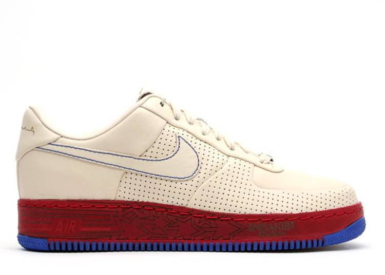 Air Force 1 Supreme Vib I/O 07 'Philly'