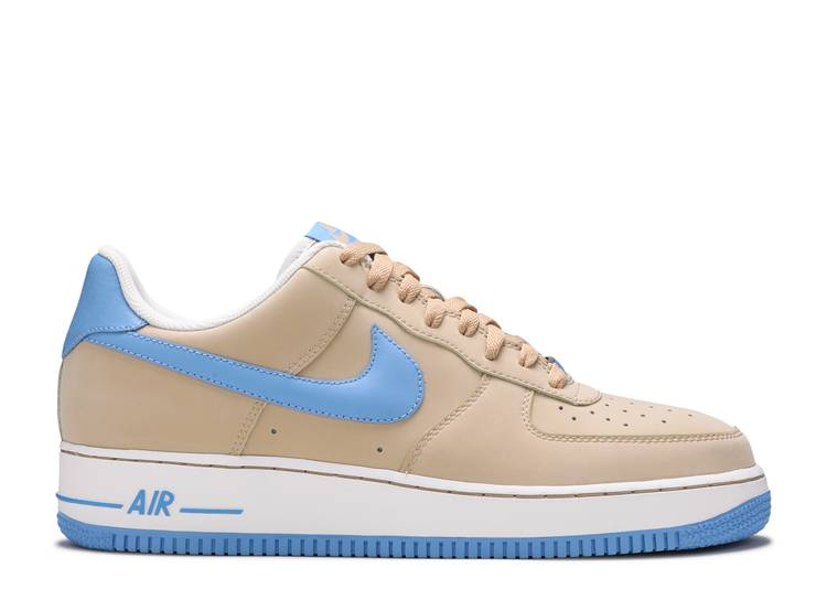 "air force 1 '07 ""Linen Blue"""