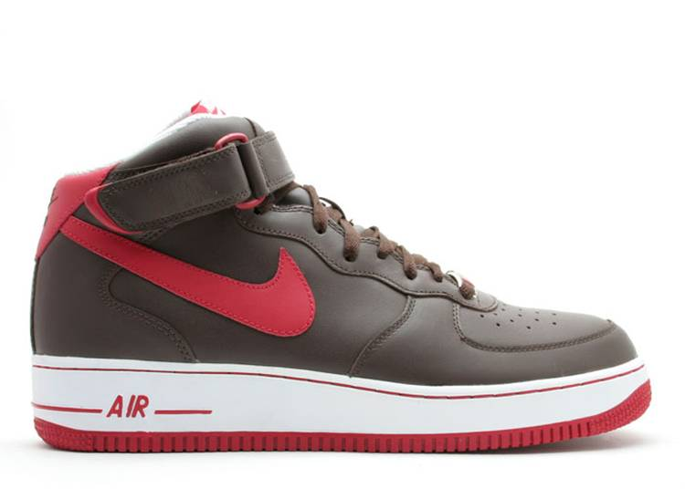 Air Force 1 Mid 07 Players
