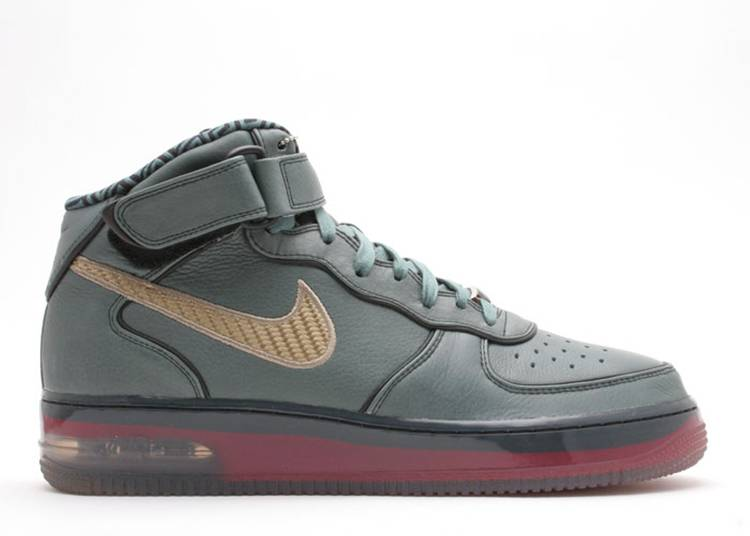 Air Force 1 Mid Sprm Mx 07 'China'