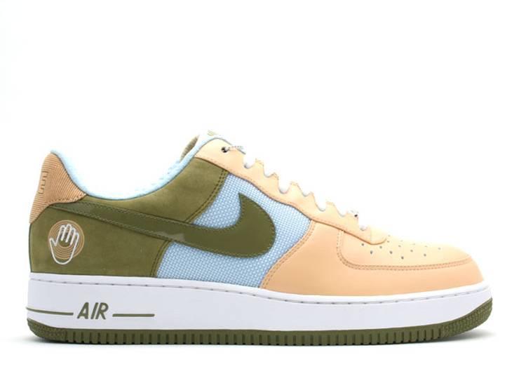Air Force 1 Premium '07 'Bobbito'