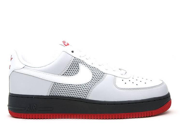 Air Force 1 '07 'White Grey'