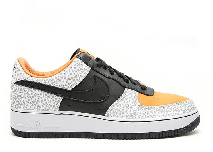 "air force 1 low supreme ""safari"""