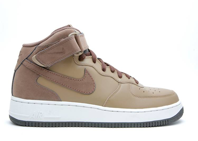 Air Force 1 Mid '07 'Baroque Brown'