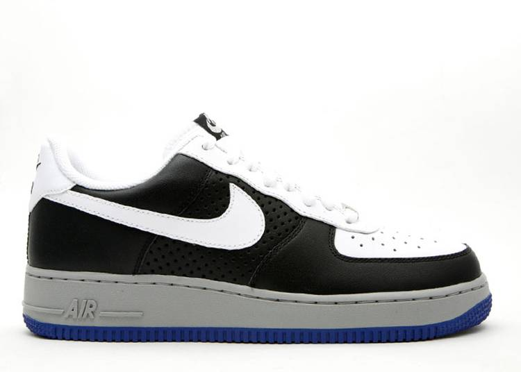 Air Force 1 '07 'White Black Grey'