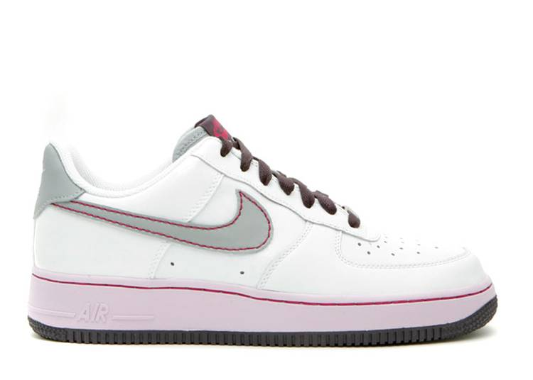 Wmns Air Force 1 '07 'Silver Doll'